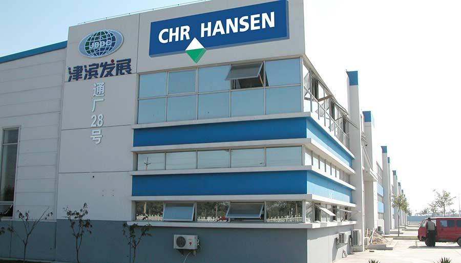 Chr. Hansen, Tianjin location, China