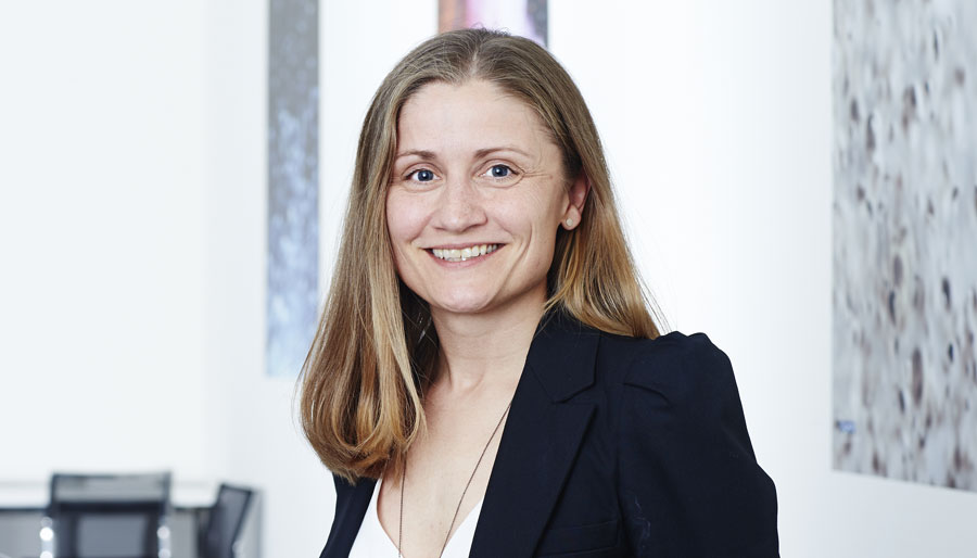 Jette Liboriussen, Head of Corporate Secretariat in Chr. Hansen