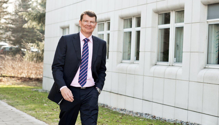 ​Cees de Jong will step down as CEO of Chr. Hansen Holding A/S