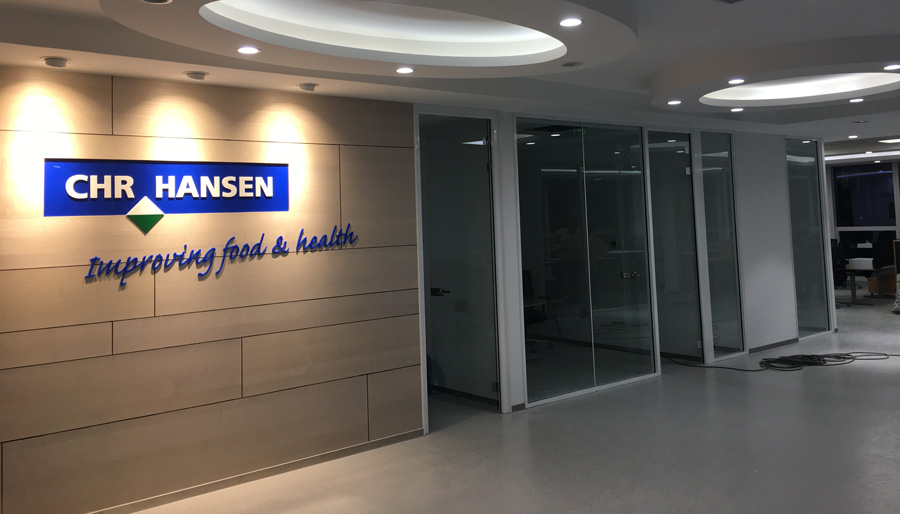 Chr. Hansen, Beijing location, China